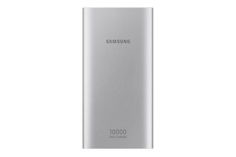 Samsung 10000mAh Type-C Fast Charge 15W 10.A Battery Pack EB-P1100CSEGWW - Silver [Au Stock]