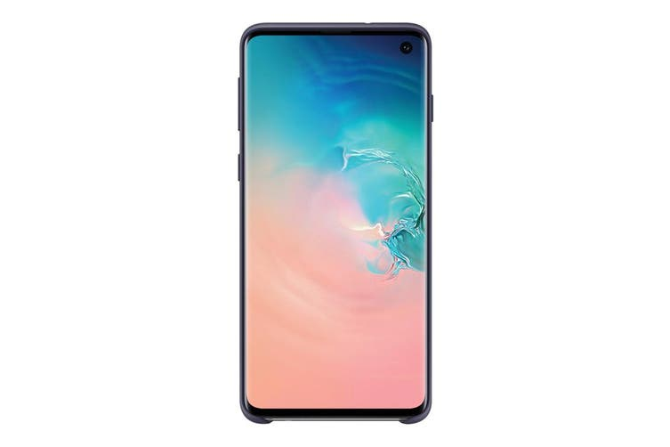 Samsung Galaxy S10 Silicone Cover - Navy [Au Stock]