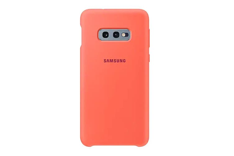 Samsung Galaxy S10e Silicone Cover - Berry Pink [Au Stock]