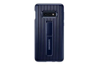 Samsung Galaxy S10e Protective Standing Cover - Blue [Au Stock]