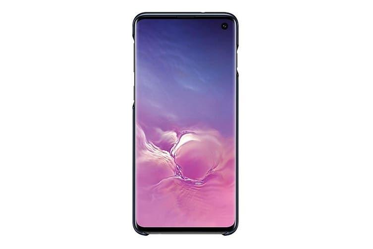 Samsung Galaxy S10 LED Back Cover - Black [Au Stock]