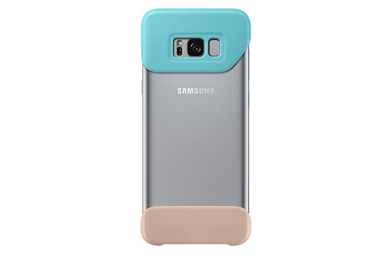 Samsung Galaxy S8+ 2 Piece Back Cover - Mint [Au Stock]