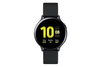 Samsung Galaxy Watch Active 2 44mm Bluetooth - Black Aluminium [Au Stock]