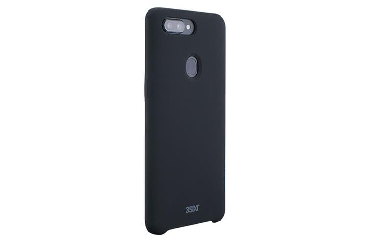 3SIXT Touch Case for OPPO R11s - Black [Au Stock]