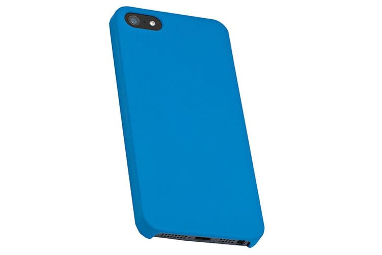 Milkshake Hard Case For iPhone 5 /5S /SE Blue with Screen Protector [Au Stock]