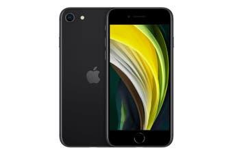 Apple iPhone SE (2020, Gen 2) 128GB MXD02X/A - Black [Au Stock]