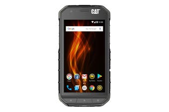 CAT S31 (4G/LTE, 4000mAh, IP68) - Black [Au Stock]
