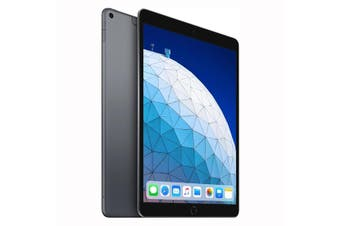 "[Open Box - As New] Apple iPad Air (2019, 3rd Gen) 10.5"" WiFi + Cellular 64GB  - Space Grey [Au Stock]"