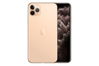 [Open Box - As New] Apple iPhone 11 Pro Max 64GB - Gold [Au Stock]