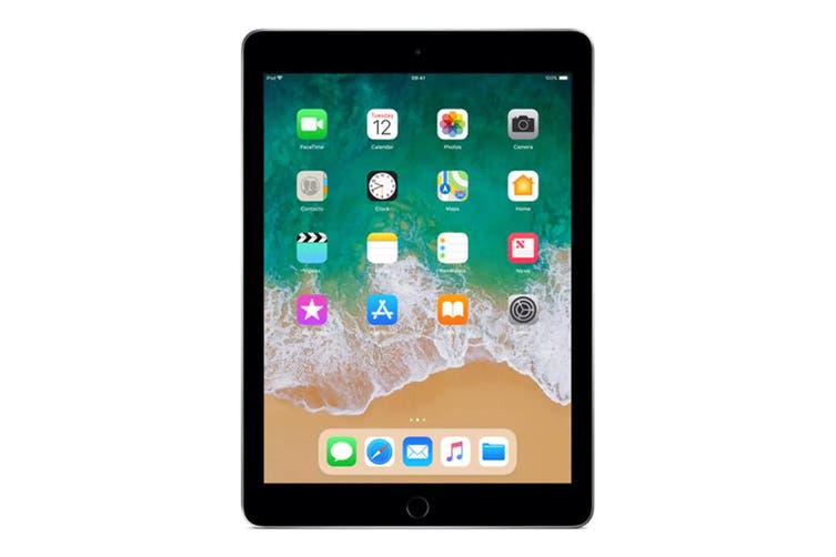 "[Working Condition - Pre Owned] Apple iPad 9.7"" WiFi + Cellular 128GB 6th Gen A1954- Space Grey [Au Stock]"