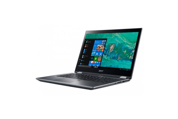 "[Manufacturer Refur] Acer Spin 3 (14"" Touch, i3-8145U, 4GB/128GB SSD) - Black [Au Stock]"