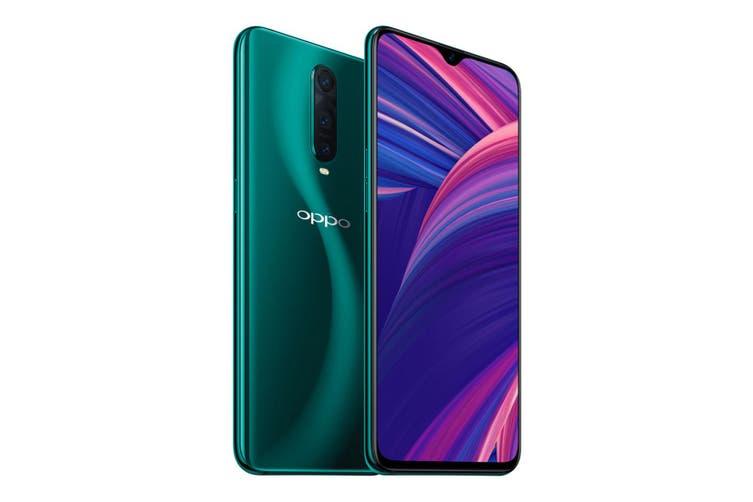 [CPO - As New] OPPO R17 Pro (Dual SIM 4G/3G, 128GB/6GB) - Emerald Green [Au Stock]