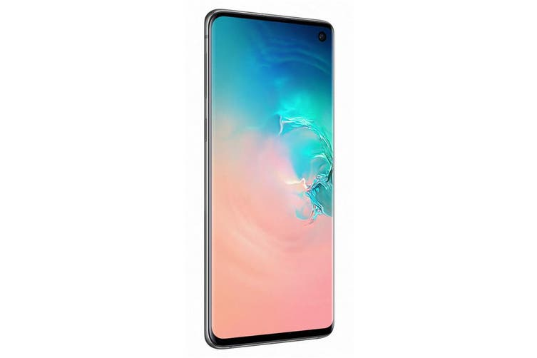 [Good Condition - Pre Owned] Samsung Galaxy S10 (128GB/8GB, Opt) - White [Au Stock]