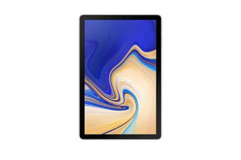 "[Open Box - As New] Samsung Galaxy Tab S4 10.5"" 64 GB Wi-Fi + 4G with S-Pen - Grey  [Au Stock]"
