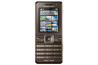 [Brand New Sealed in box, Vintage Stock, 2G only] Sony Ericsson K770i - Truffle Brown