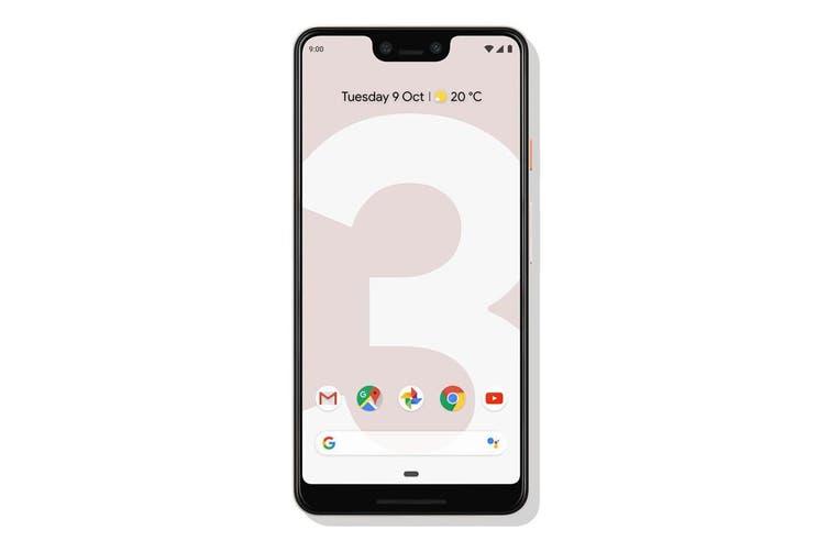 """Google Pixel 3 XL (6.3"""", 12.2 MP, 128GB/4GB) - Not Pink"""