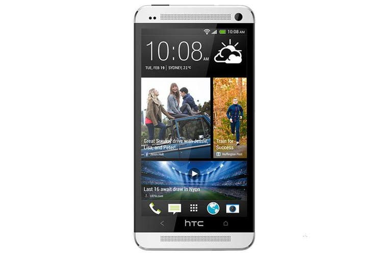 [White Box - As New] HTC One M7 801s (4G/LTE, 32GB/2GB) - Silver [Au Stock]