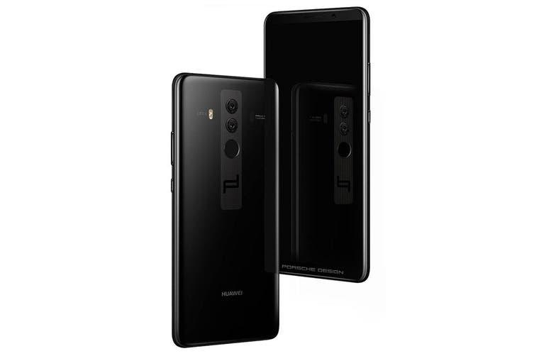Huawei Mate 10 Porsche Design (Dual Sim 4G/4G, 256GB/6GB) - Black [Au Stock]