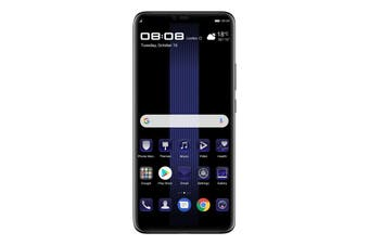 "Huawei Mate 20 RS Porsche Design (Dual Sim 4G/4G, 6.39"", 256GB/8GB) - Black"