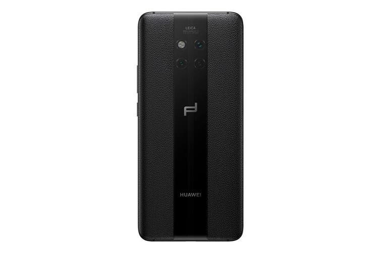 "Huawei Mate 20 RS Porsche Design (Dual Sim 4G/4G, 6.39"", 256GB/8GB) - Black [Au Stock]"