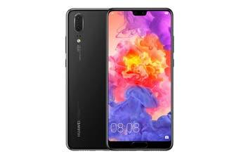 """Huawei P20 (Dual Sim 4G/4G, 5.8"""", 128GB/4GB) - Black [Au Stock]"""