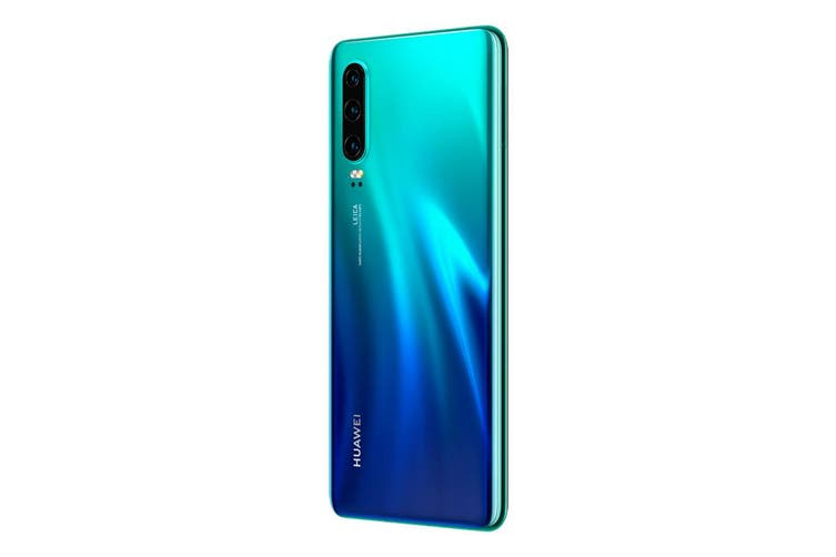 """Huawei P30 (Dual SIM 4G/4G, 6.1"""", 128GB/6GB) -  Aurora [Au Stock]"""