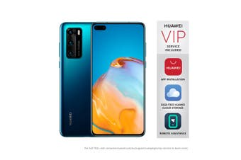 "Huawei P40 5G (Dual SIM, 6.1"", 50MP) - Deep Sea Blue [Au Stock]"