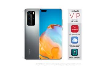 "Huawei P40 Pro 5G (Dual SIM, 6.58"", 50MP) - Silver Frost [Au Stock]"