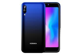 Konka SP10 (Dual SIM 4G/4G, 4.95'', 16GB/1GB) - Black/Blue [Au Stock]
