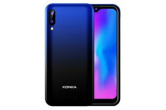 Konka SP20 (Dual SIM 4G/4G, 5.45'', 16GB/2GB) - Black/Blue [Au Stock]