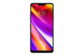 """LG G7 ThinQ (Dual Sim 4G/4G, 6.1"""", 64GB/4GB) - Aurora Black [Au Stock]"""