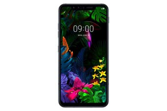 LG G8s ThinQ (Dual Sim 4G/4G, 128GB/6GB) - Mirror Black [Au Stock]