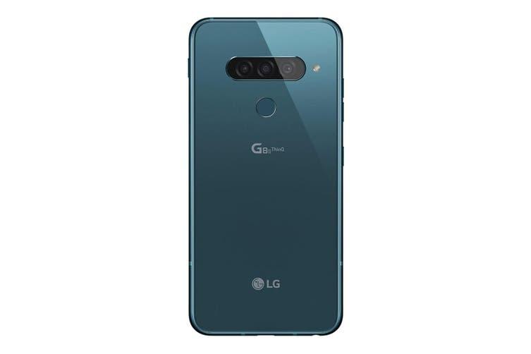LG G8s ThinQ (Dual Sim 4G/4G, 128GB/6GB) - Mirror Teal [Au Stock]