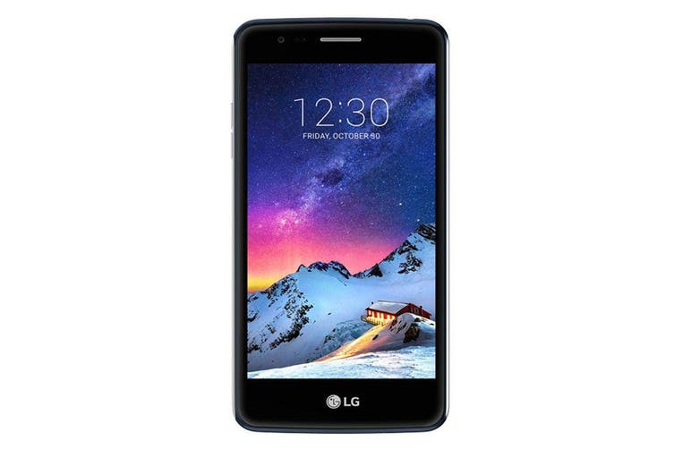 "LG K8 2017 (4G/LTE, 5.0"", 13MP) - Black Blue"