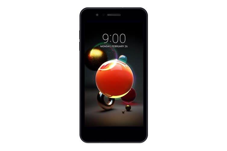 "LG K9 (4G/LTE, 5.0"", 8MP, Tel) - Black [Au Stock]"