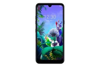 LG Q60 (Dual Sim 4G/4G, 64GB/3GB) - Black