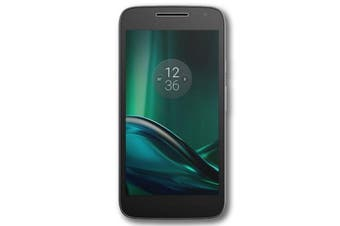 "Motorola Moto G4 Play XT1602 (4G/LTE, 5"") - Black [Au Stock]"