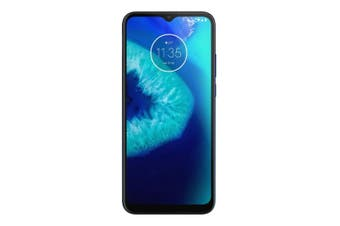 Motorola Moto G8 Power Lite (Dual SIM 4G/4G, 5000mAh, 64GB/4GB) - Royal Blue [Au Stock]