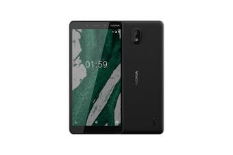 "Nokia 1 Plus (5.45"", 8MP, 8GB/1GB) - Black"