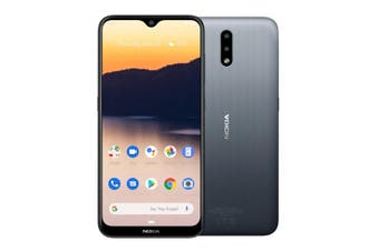 "Nokia 2.3 (6.2"", 4000mAh, 32GB/2GB) - Charcoal"