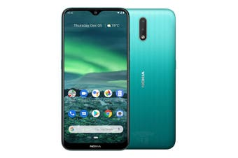 "Nokia 2.3 (6.2"", 4000mAh, 32GB/2GB) - Green [Au Stock]"