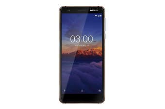 """Nokia 3.1 (5.2"""", 13MP, Android One) - Blue [Au Stock]"""