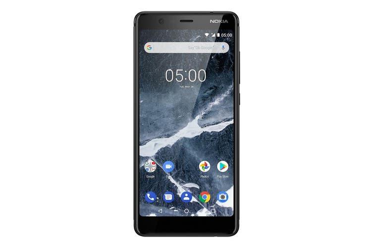 "Nokia 5.1 (5.5"", 16MP, Android One) - Black [Au Stock]"