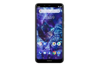 "[Working Condition - Pre Owned] Nokia 5.1 Plus (5.86"", 32GB/3GB, Android One) - Black [Au Stock]"