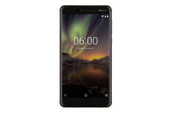"Nokia 6.1 (5.5"", 32GB/3GB, Android One) - Black Copper [Au Stock]"