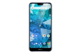 """Nokia 7.1 (5.84"""", 32GB/3GB, Android One) - Midnight Blue [Au Stock]"""