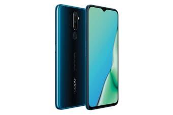 Oppo A9 2020 (Dual Sim 4G/4G, 128GB/4GB,) - Marine Green [Au Stock]