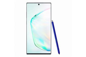 Samsung Galaxy Note 10+ Plus 5G (512GB/12GB, Tel) - Aura Glow [Au Stock]