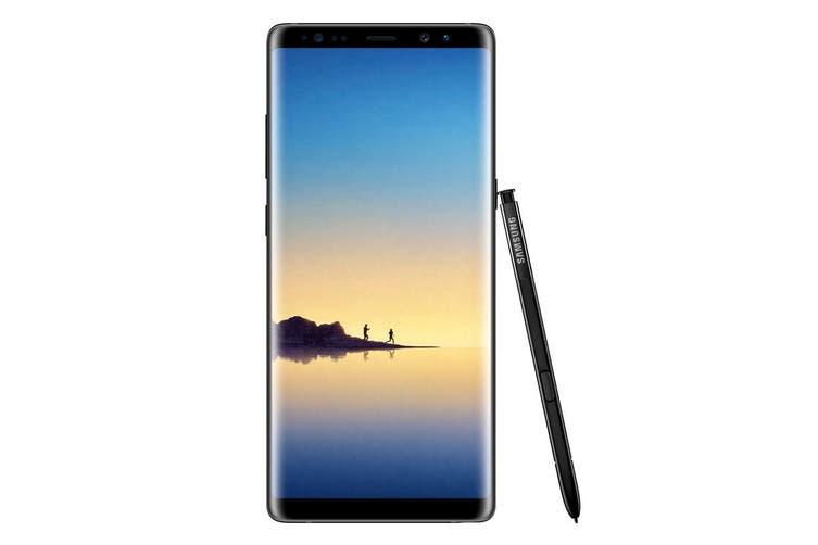 """Samsung Galaxy Note 8 SM-N950F (6.3"""", 64GB/6GB) - Black [Au Stock]"""