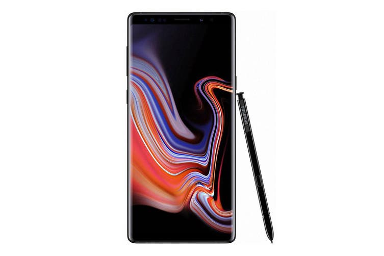 Samsung Galaxy Note 9 (Single Sim, 512GB/8GB, Opt) - Midnight Black [Au Stock]